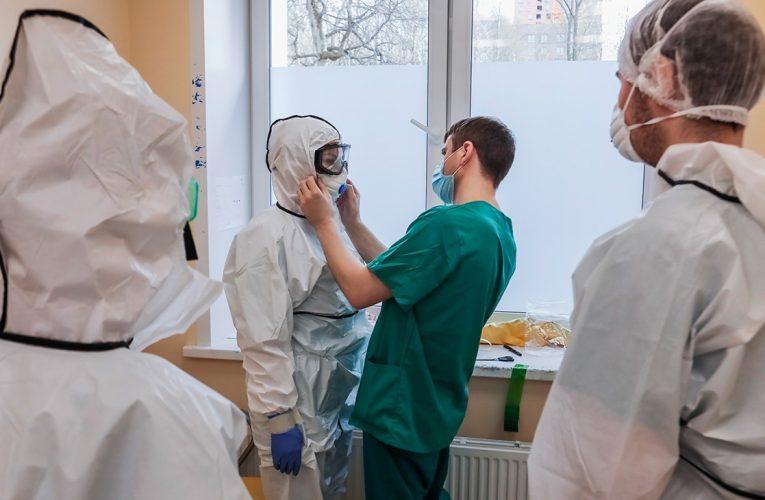 Студенты в борьбе против коронавируса