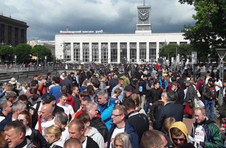 Активисты и местные жители призывают власти сохранить дом Ратькова-Рожнова