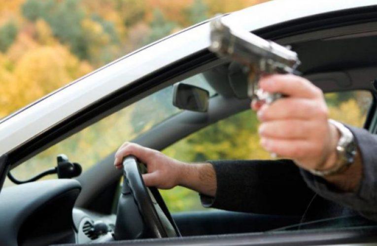 Стрельба на Пулковском шоссе