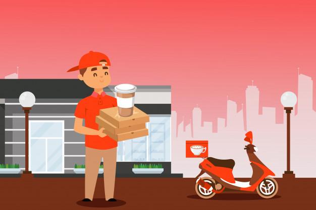 Съедобный «убер»: новый стартап готовится накормить на дому